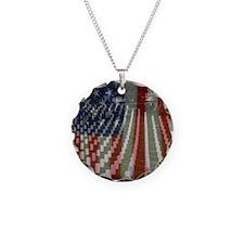 Patriotism Necklace