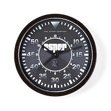 Esper - The Company Wall Clock