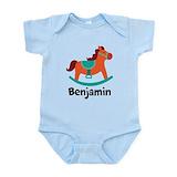 Babies horse Bodysuits