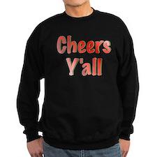 Cheers Y'all Sweatshirt