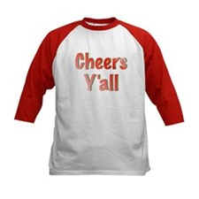 Cheers Y'all Baseball Jersey