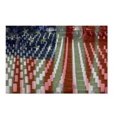 Patriotism Postcards (Package of 8)