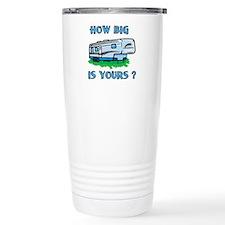 Cute Fifth wheel Travel Mug