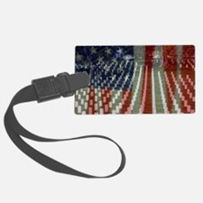 Patriotism Luggage Tag