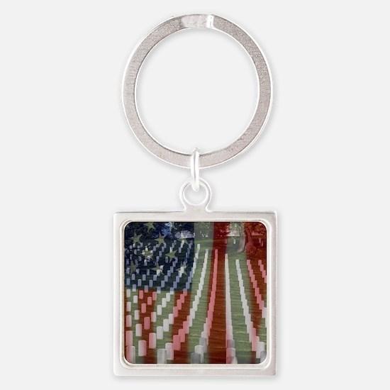 Patriotism Keychains