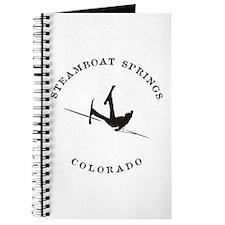 Steamboat Springs Colorado Funny Falling Skier Jou
