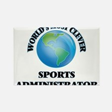 World's Most Clever Sports Administrator Magnets