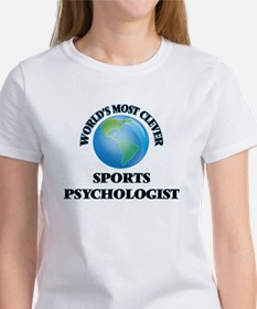 World's Most Clever Sports Psychologist T-Shirt