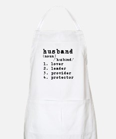 Husband Definition Apron