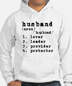 Husband Definition Hoodie