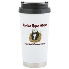 Unique Baby panda Travel Mug