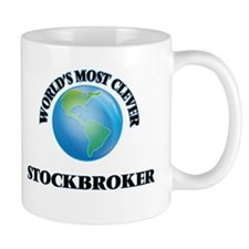 World's Most Clever Stockbroker Mugs
