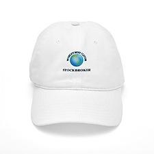 World's Most Clever Stockbroker Baseball Cap
