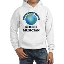 World's Most Clever Street Music Hoodie