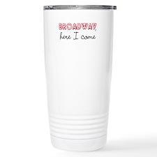 Cool Broadway Travel Mug