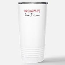 Funny Broadway Travel Mug