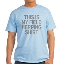 Field Herping Shirt Men's T-Shirt