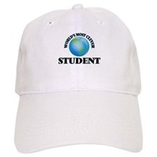 World's Most Clever Student Baseball Cap