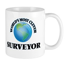 World's Most Clever Surveyor Mugs