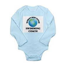 World's Most Clever Swimming Coach Body Suit