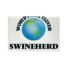 World's Most Clever Swineherd Magnets