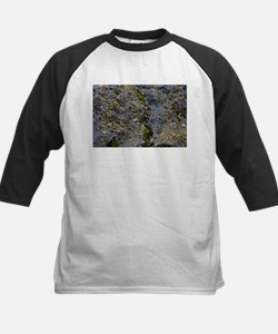 Obsidian and Lichen Baseball Jersey