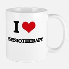 I Love Physiotherapy Mugs