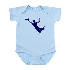 Cute Disc discgolf Infant Bodysuit