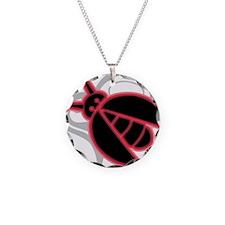 OYOOS Lady Bug design Necklace