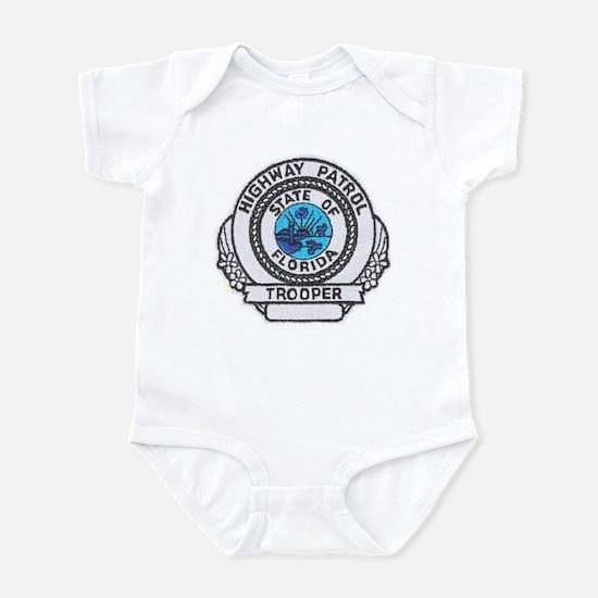 Florida Highway Patrol Infant Bodysuit