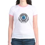Florida Highway Patrol Jr. Ringer T-Shirt