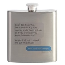 eve christmas Flask