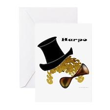 Harpo Greeting Cards (Pk of 10)