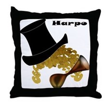 Harpo Throw Pillow