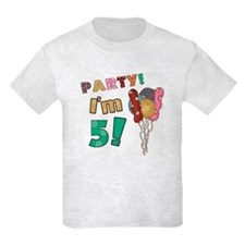PartyimFIVE T-Shirt