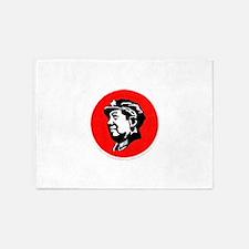 Chairman Mao Zedong (Tse-Tung) ??? 5'x7'Area Rug