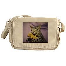 Cute Bear cat Messenger Bag