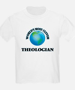 World's Most Clever Theologian T-Shirt