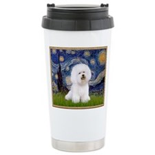 Unique Jeans dog shop Travel Mug