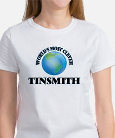 World's Most Clever Tinsmith T-Shirt