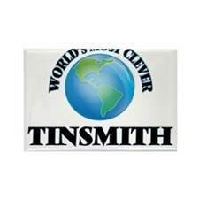 World's Most Clever Tinsmith Magnets