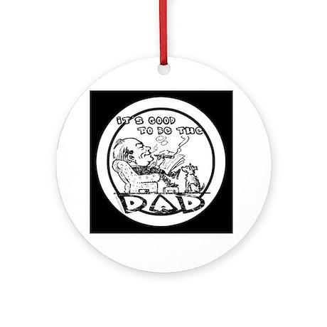 Dad... Ornament (Round)