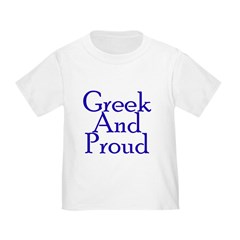 Greek And Proud T