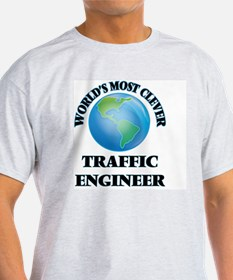 World's Most Clever Traffic Engineer T-Shirt