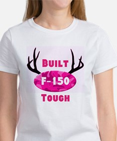 F150 Pink Camo Deer Horns T-Shirt