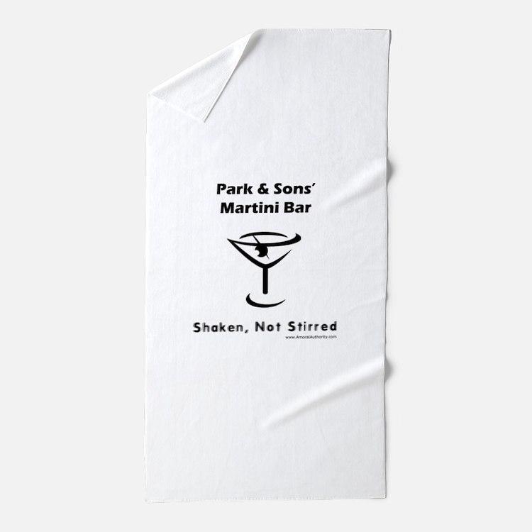 Cute Parkinsons Beach Towel