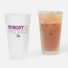 HIMYM Patrice Drinking Glass