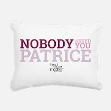 HIMYM Patrice Rectangular Canvas Pillow