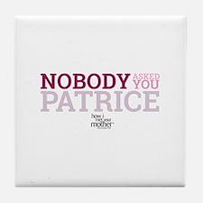 HIMYM Patrice Tile Coaster