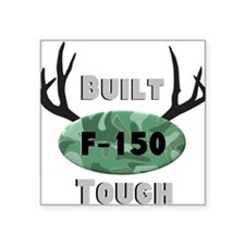 F150 Deer Horns Sticker